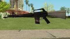 M4 Gucci para GTA San Andreas