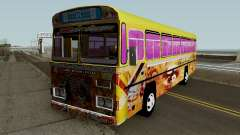 Hashan Golden Bird Bus para GTA San Andreas
