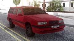 Volvo 850R 1997 para GTA San Andreas