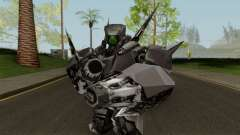 Transformers AOE Lockdown Drone para GTA San Andreas