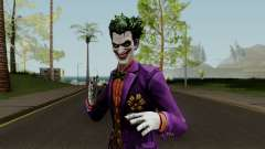 Joker Reborn From DC Unchained para GTA San Andreas