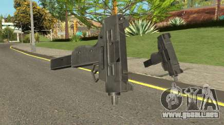 Micro UZI HQ (With HD Original Icon) para GTA San Andreas