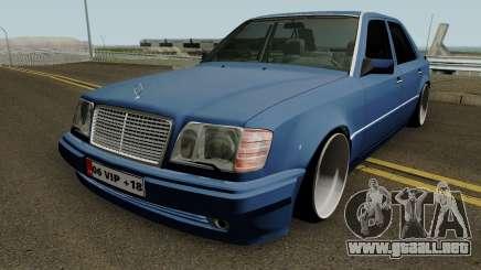 Mercedes Benz E500 Limited Kyosho para GTA San Andreas