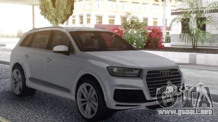 Audi Q7 Offroad para GTA San Andreas