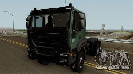 Iveco Trakker Cab Low 6x4 para GTA San Andreas