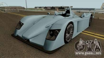 Audi R8 LMP900 2002 para GTA San Andreas
