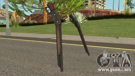 Winchester M1887 para GTA San Andreas