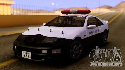 Nissan Fairlady Z32 Japanese Police para GTA San Andreas