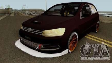 Volkswagen Gol Turbo de Martin Gallego para GTA San Andreas