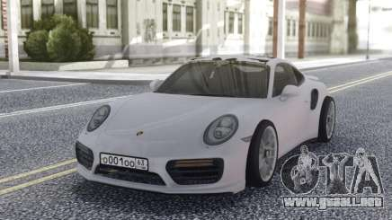 Porsche 911 Turbo S Coupe para GTA San Andreas