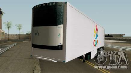 Remolque CLAP V.1 para GTA San Andreas