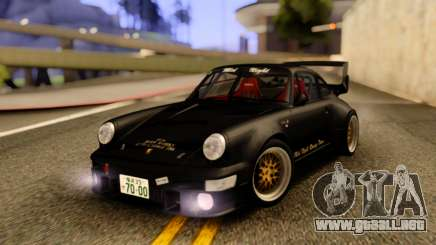Porsche 964 Mid Night para GTA San Andreas
