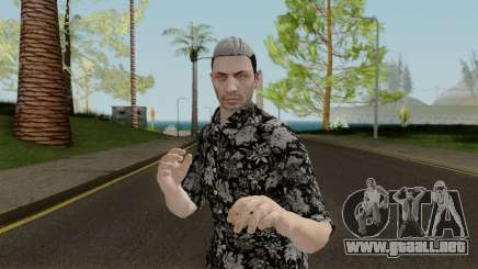 Skin DLC After Hours Male para GTA San Andreas