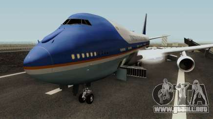 Boeing VC-25A para GTA San Andreas