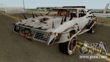 Ford Falcon de Mad Max el juego para GTA San Andreas