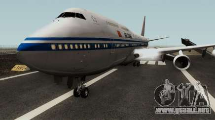 Boeing 747-400 Air China B-2472 para GTA San Andreas