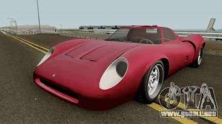 Ocelot Swinger GTA V HQ para GTA San Andreas