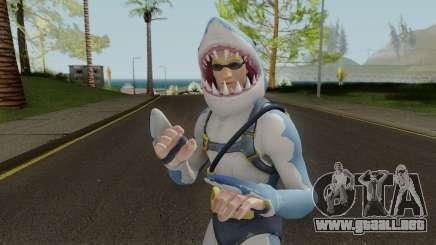 Fortnite Chomp Sr para GTA San Andreas