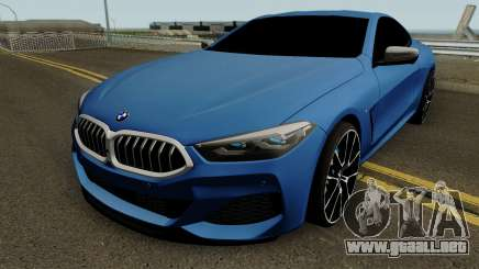 BMW 8-Series M850i Coupe 2019 para GTA San Andreas
