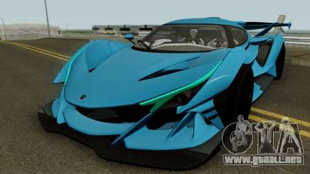 Apollo Intenza Emozione para GTA San Andreas