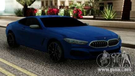 BMW M850i Coupe 2019 para GTA San Andreas