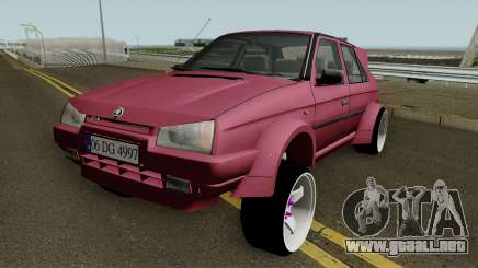 Skoda Favorit RocketBunny para GTA San Andreas