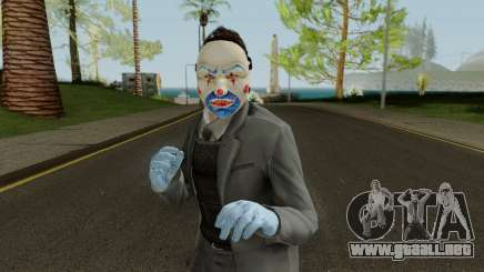 GTA Online Random Skin Heist 1 para GTA San Andreas