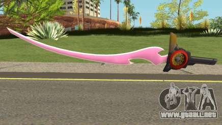 WindBlade Weapon para GTA San Andreas