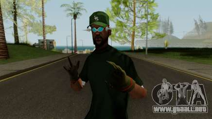 Sweet Jet Set Radio Future Sytle para GTA San Andreas