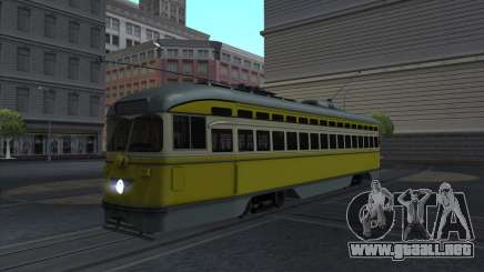 SEPTA PCC II para GTA San Andreas