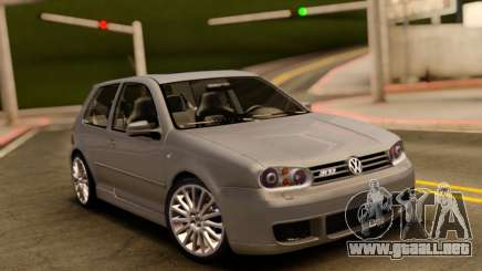 Volkswagen Golf R32 R19 Rims para GTA San Andreas