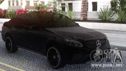 Mercedes-Benz E63S W212 para GTA San Andreas