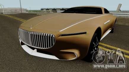 Maybach Vision 6 para GTA San Andreas