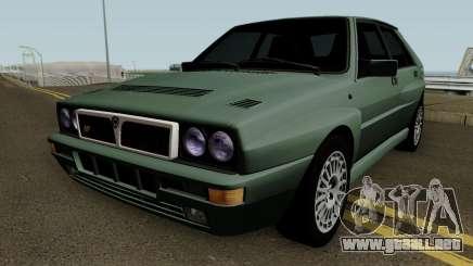 Lancia Delta HF Integrale Evoluzione II para GTA San Andreas