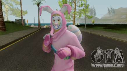 Fortnite Rabbit Raider Outfit (con Normalmap) para GTA San Andreas