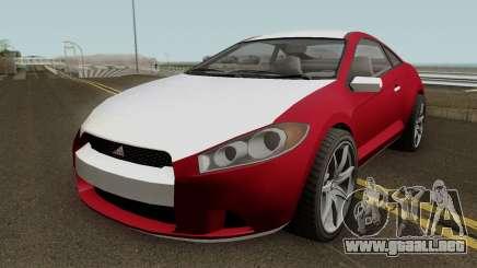 Maibatsu Penumbra (r2) GTA V IVF para GTA San Andreas