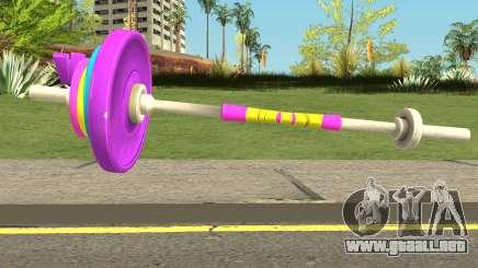 Fortnite Weapon para GTA San Andreas