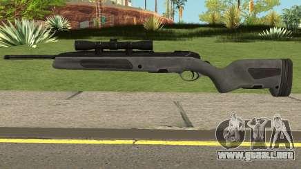 Steyr Scout Gray para GTA San Andreas