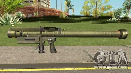 Heatseek HQ (With HD Original Icon) para GTA San Andreas