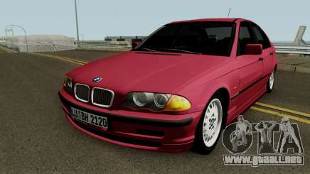 BMW E46 325i para GTA San Andreas