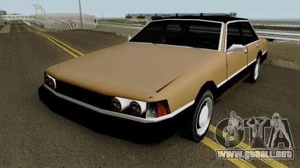 New Primo para GTA San Andreas