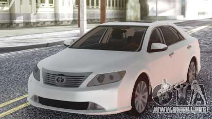 Toyota Camry v50 para GTA San Andreas