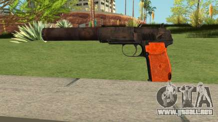 PB6P9 Suppressed para GTA San Andreas