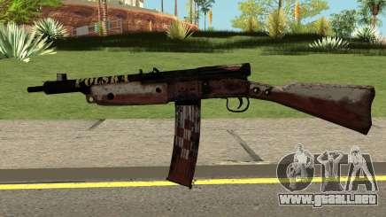Call of Duty WWII: Volkssturmgewehr Resistor para GTA San Andreas