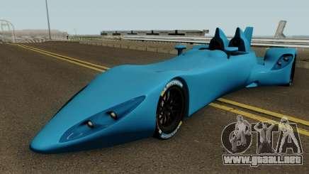 Nissan Deltawing 2012 para GTA San Andreas