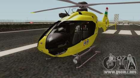 Magyar Helicopter para GTA San Andreas