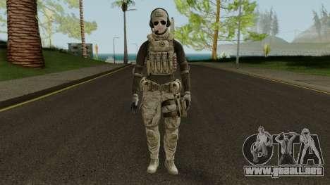Noi TEK Skin para GTA San Andreas