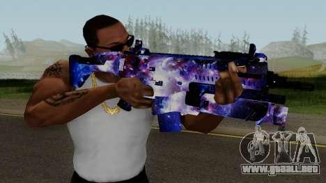 Call of Duty Infinite Warfare: OSA Black Sky para GTA San Andreas tercera pantalla