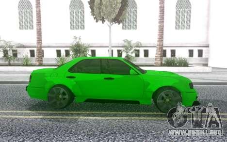 Nissan Cedric WideBody para GTA San Andreas left