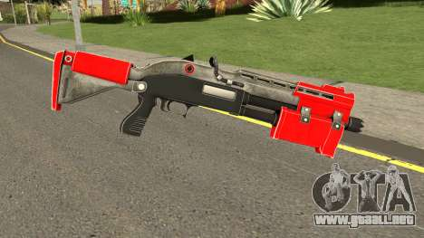 Shotgun Fortnite para GTA San Andreas